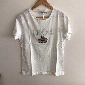 Dior Women Basic T-Shirt